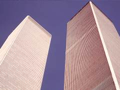 World Trade Center large format drawing on-site scanning project for disaster recovery and auto cad drawing conversion